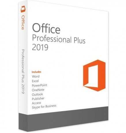 Microsoft Access 2019 met Office Pro